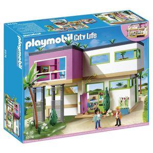 FAUTEUIL Playmobil 5574 Vie citadine Modern Luxury Mansion