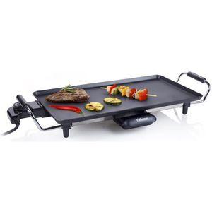 PLANCHA DE TABLE TRISTAR BP-2965 Plancha électrique - 2000W - 26x46