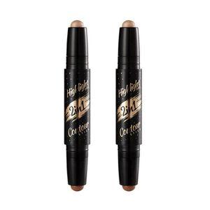 COFFRET CADEAU BEAUTÉ 2 PCS Highlight Contouring Rod Bâton de Maquillage