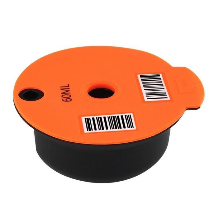 Capsules de café en plastique réutilisables, dosette, dosette, pour Tassimoo, paniers filtres rechargeables, Gadgets de [04791E3]