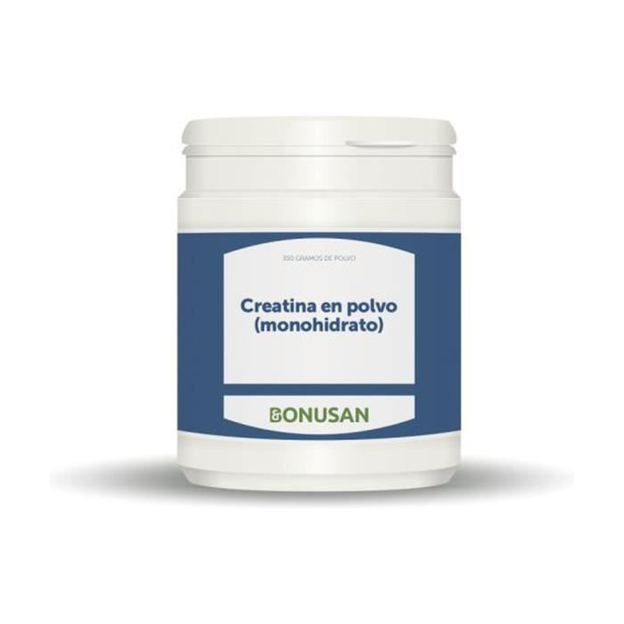 Bonusan+Poudre instantanée de créatine monohydratée 350 g de poudre