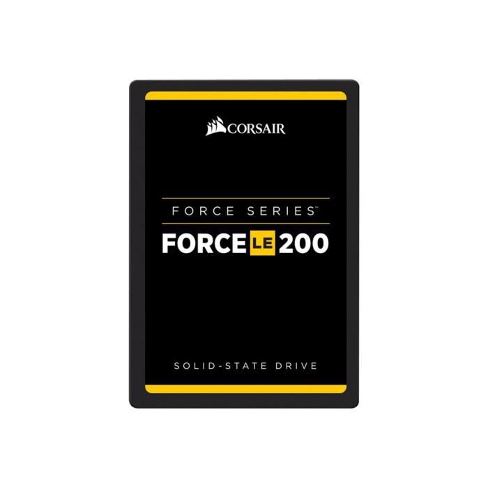 Corsair Solid State Drive Force Le 240 Go (Cssd F240gble200b)