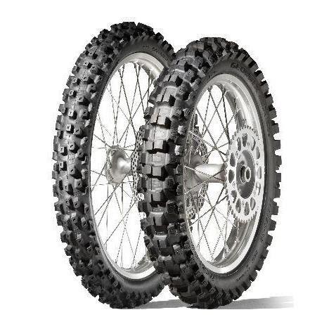 DUNLOP Pneu Moto Cross DUNLOP 60-100-10 33J MX52 GEOMAX