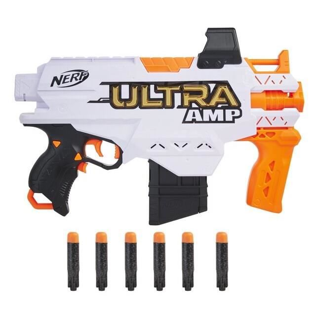Nerf Ultra AMP et fléchettes Ultra officielles
