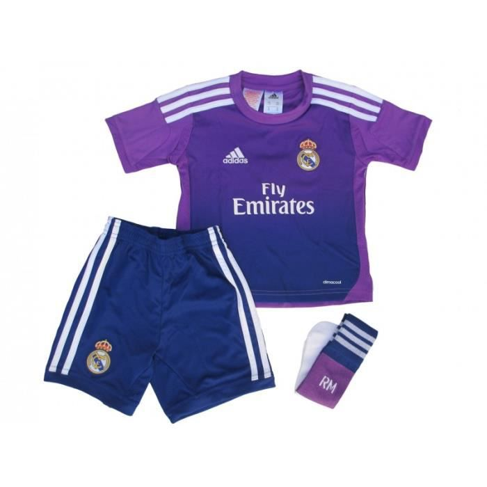 Minikit Adidas Gardien Real Madrid