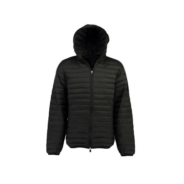 Doudoune Homme Geographical Norway Daddy Hood Noir