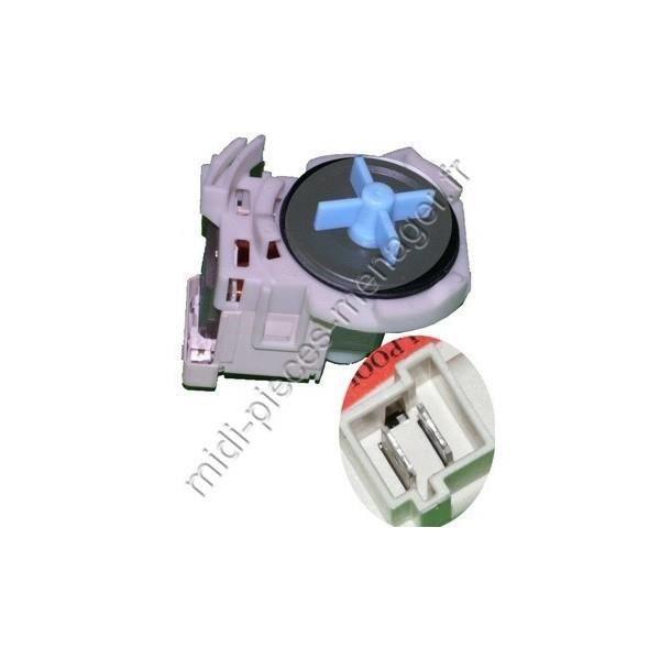 pompe de vidange lave vaisselle whirlpool laden 481236018558
