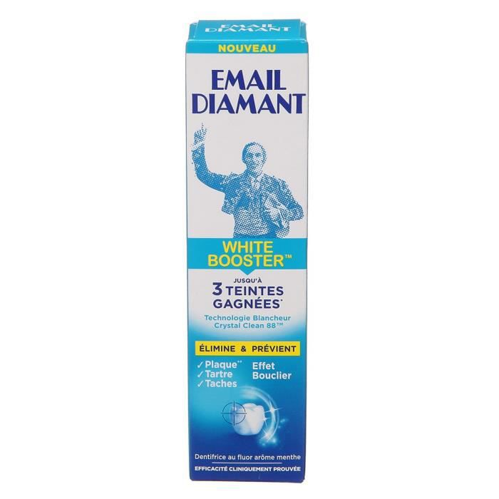 EMAIL DIAMANT Dentifrice White Boost Tube 75 ml
