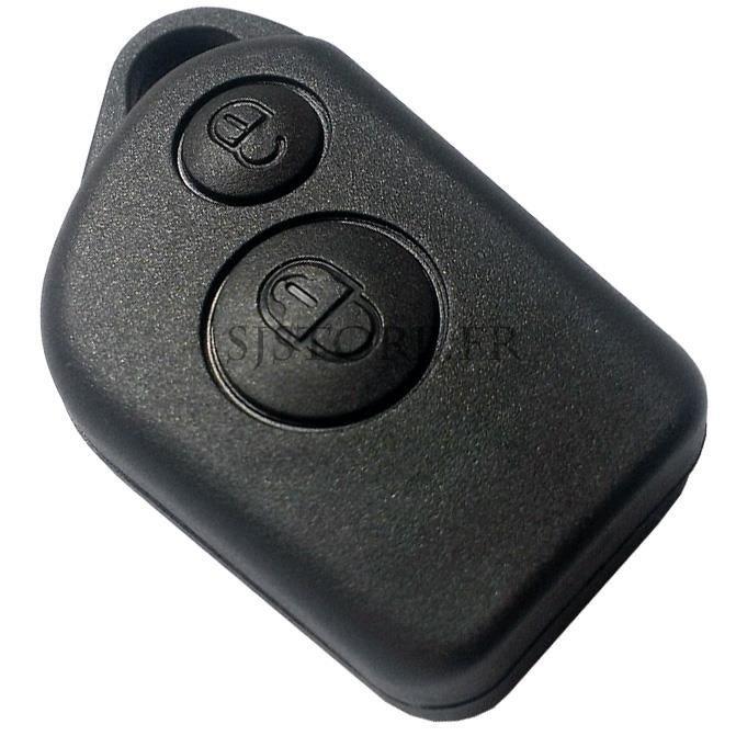 Plip Boitier de Télécommande Auto Clé pour Citroen Saxo Berlingo Xsara Picasso