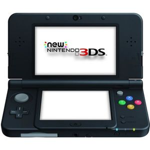 CONSOLE NEW 3DS NOUV. New 3DS Noire