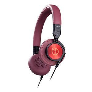 CASQUE AVEC MICROPHONE Ecouteurs amp; Microphone avec fil Marron - Casque