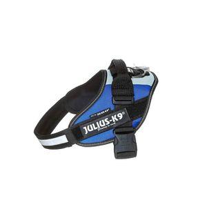 HARNAIS ANIMAL Julius-K9 IDC-Power Harnais pour Chien Bleu 3 Tons