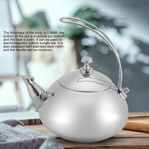 BOUILLOIRE ÉLECTRIQUE 1,5 L Théière classique bouilloire électrique chau