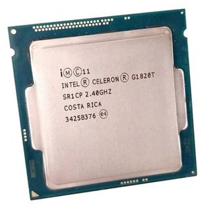 PROCESSEUR Processeur CPU Intel Celeron Dual-Core G1820T SR1C