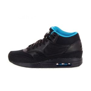 BASKET Basket Nike Air Max 1 Mid Fb Noir