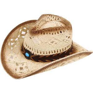 CHAPEAU - BOB chapeau de soleil pour femmes chapeau de cowboy en