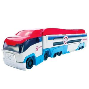 FIGURINE - PERSONNAGE PAT PATROUILLE - Camion Paw Patroller Paw Patrol