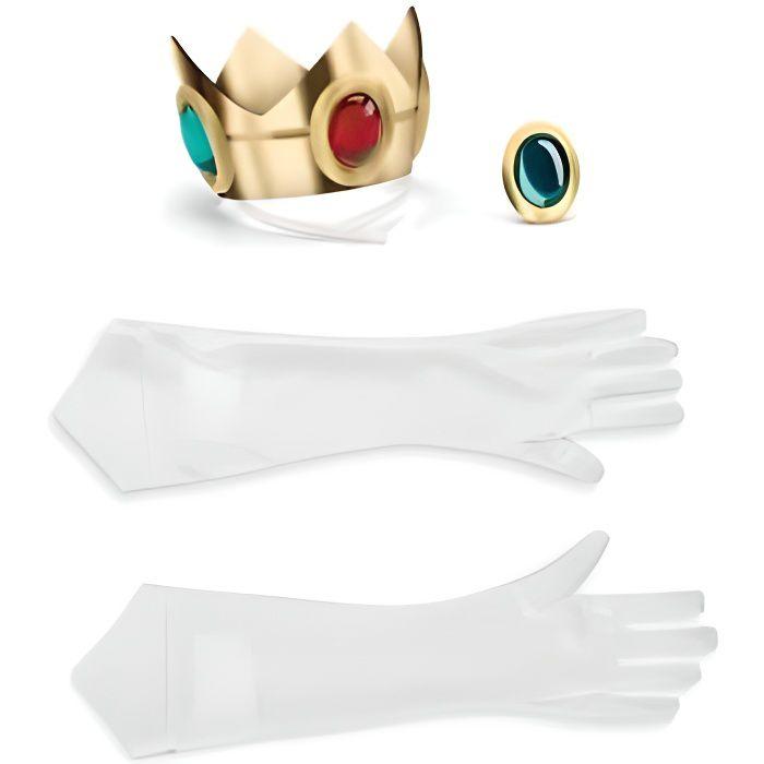 Set accessoires Princesse Peach™ Adulte