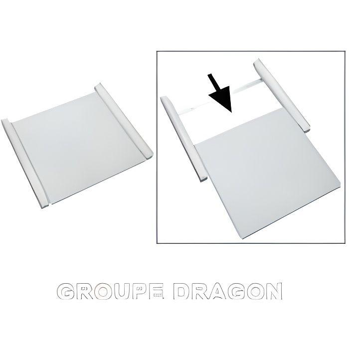 Kit de superposition + tablette pour lave linge…