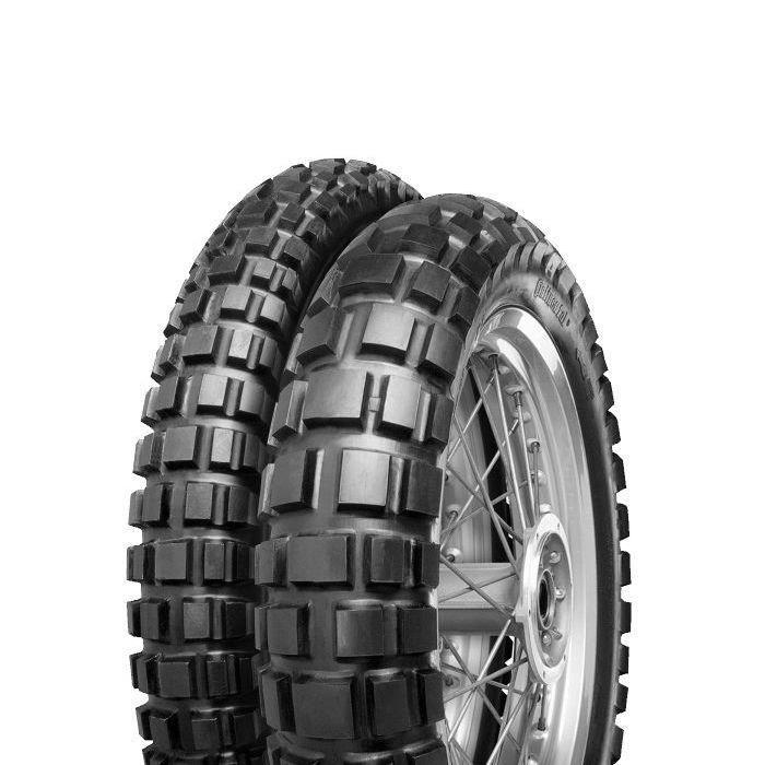 CONTINENTAL 110-80R18 58Q TKC 80 Twinduro - Pneu Moto