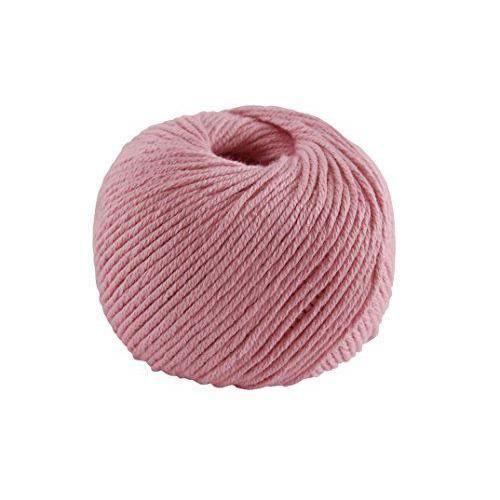 DMC fil Natura, 100% coton, couleur rose 134, Taille M