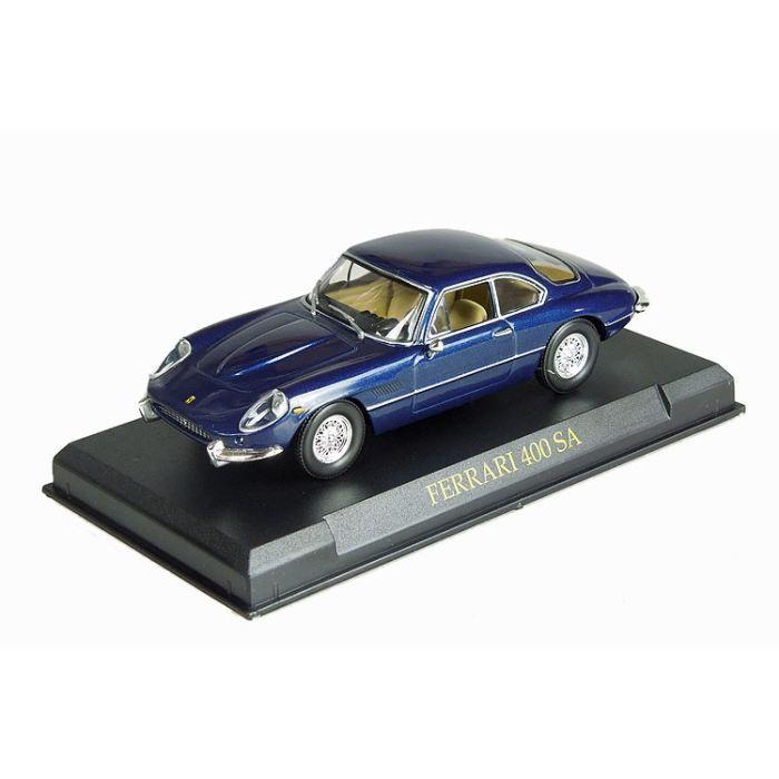 Ferrari 400 SA (1:43) Bleu