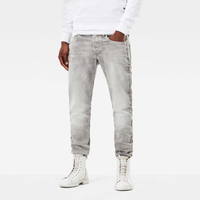 Vêtements homme Jeans G-star 3301 Slim
