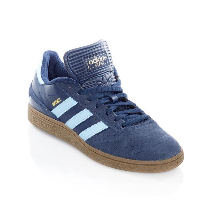 Chaussures Adidas Busenitz Collegiate Bleu Fonce Clear Bleu Gum5