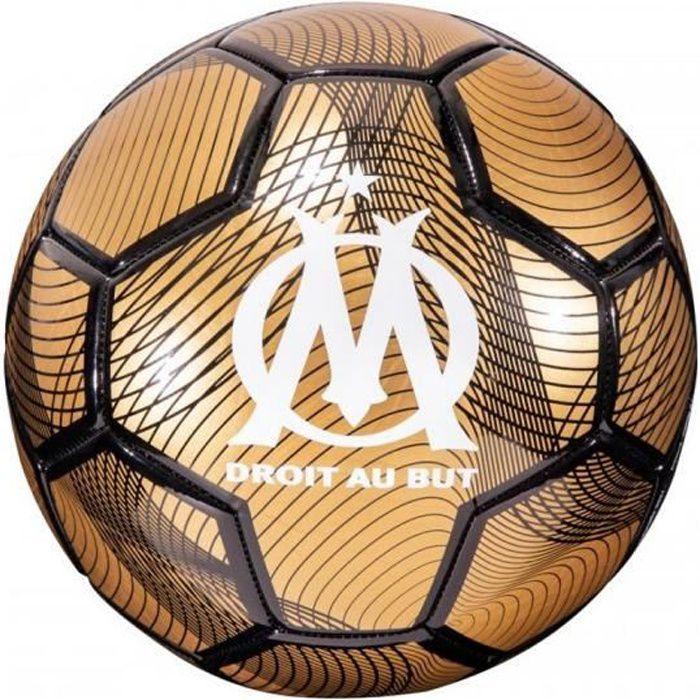 Ballon Officiel OM Olympique de Marseille T5 Or