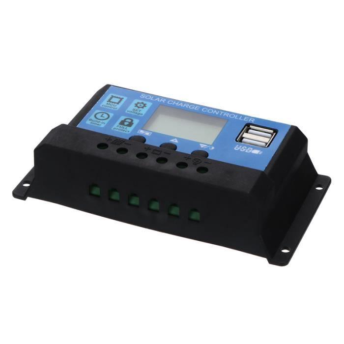 Équipement de contrôle pratique de commande de charge kit photovoltaique - kit solaire genie thermique - climatique - chauffage