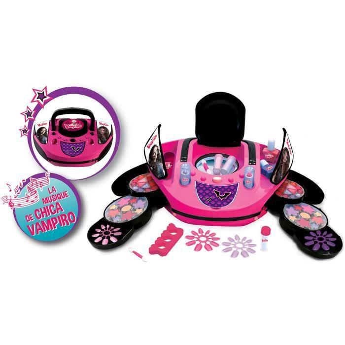 CHICA VAMPIRO Salon de Maquillage Musical