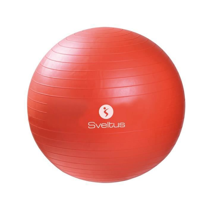 Gymball Sveltus - 55cm - orange - TU