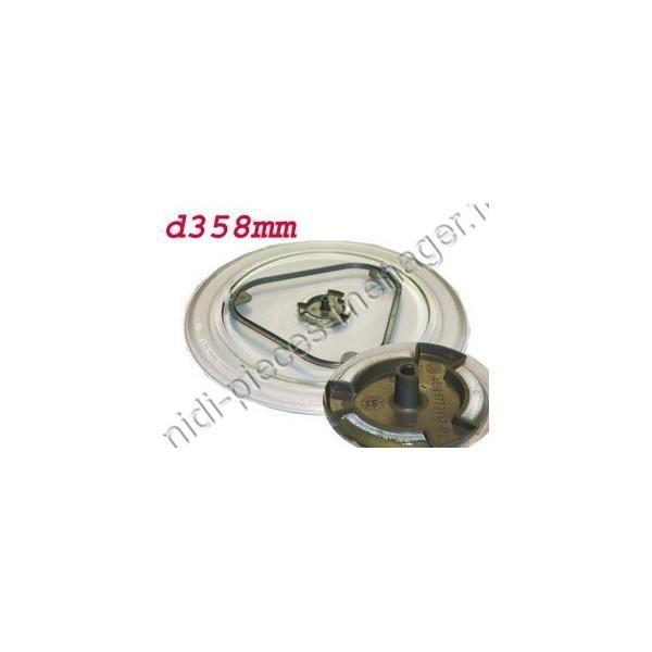 plateau micro ondes whirlpool 481946678348