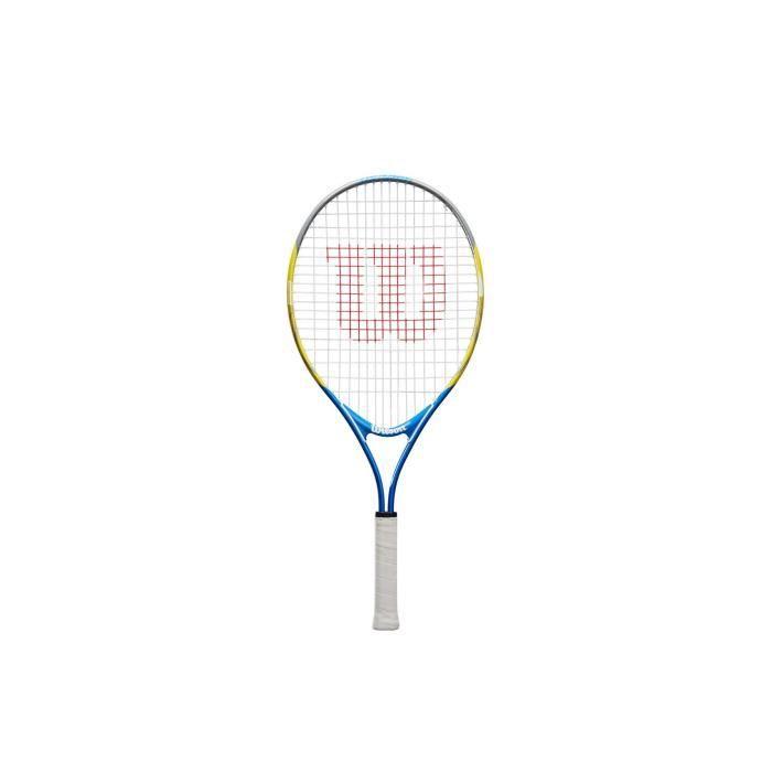 Raquette Junior WILSON US Open 25 Bleu / Jaune