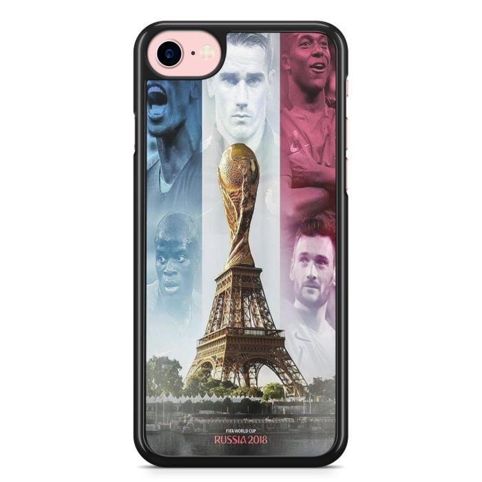 Coque iphone 5s coupe du monde