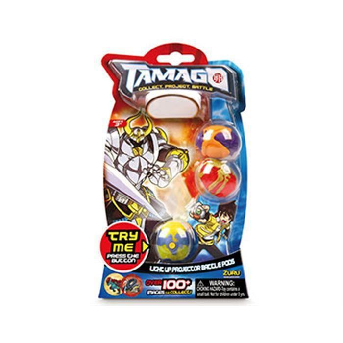 FIGURINE - PERSONNAGE Blister 3 tamago