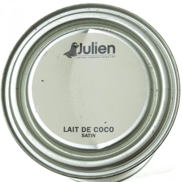 Peinture Melamine Et Stratifie Julien 0 75l Lait De Coco Achat Vente Autres Peintures Peinture Melamine Et Cdiscount