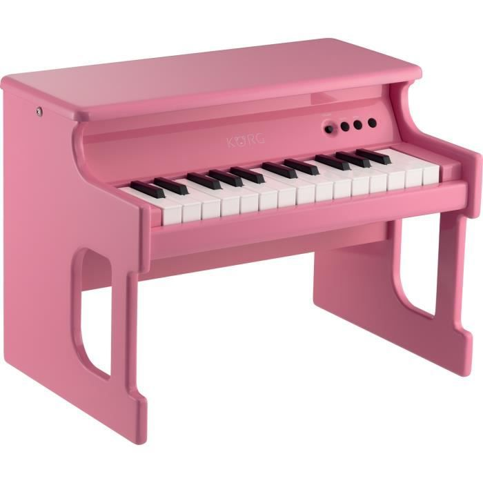 claviers pianos numeriques tinypiano pk korg pas cher achat vente clavier musical cdiscount. Black Bedroom Furniture Sets. Home Design Ideas