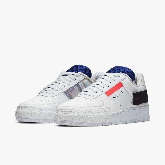 Air Force 1 Type AF1 Chaussures Baskets Airforce One pour Homme ...