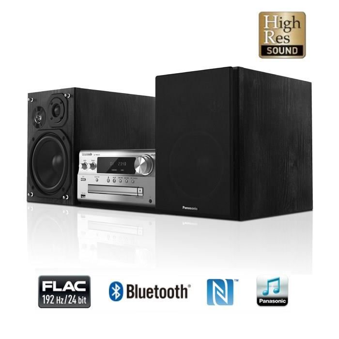 panasonic sc pmx70 micro cha ne hifi bluetooth nfc chaine hi fi avis et prix pas cher cdiscount. Black Bedroom Furniture Sets. Home Design Ideas
