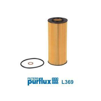 Purflux LS322 filtre /à huile