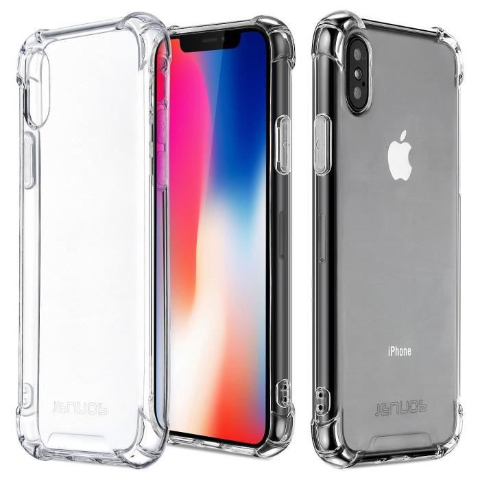 coque iphone x coque iphone 10 souple clair tpu