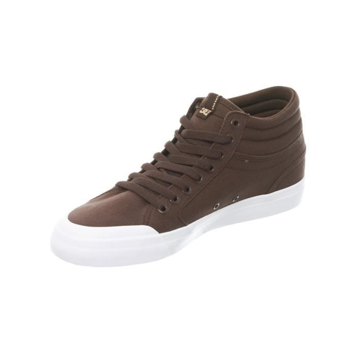 Chaussure DC Evan Smith TX - Signature Series Chocolate