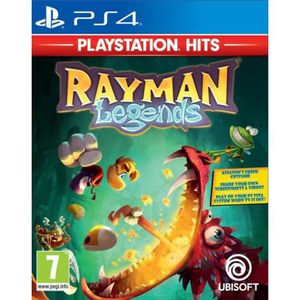 JEU PS4 Rayman Legends Playstation HITS Jeu PS4