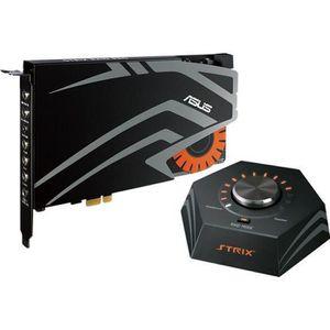 CARTE CONTROLEUR ASUS Strix Raid Pro - Carte son PCI-Express 7.1 av