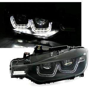 Carbon Phares panneaux Phares panneaux Eye Lids Convient Pour BMW 4er f82