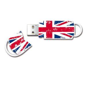 CLÉ USB Integral clé USB Xpression Union Jack 8Go
