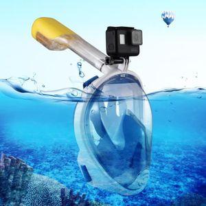 MASQUE DE PLONGÉE Masque de plongée GoPro I Version Sports nautiques