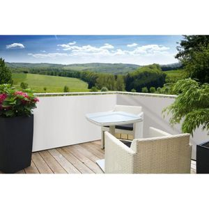 HAIE DE JARDIN WINDHAGER Occultation balcon Sylt occultation 85%