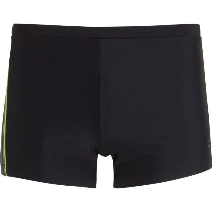 UP2GLIDE Short Bain Homme Charles - Noir